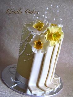 pretty wedding cake...