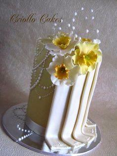 pretty wedding cake...