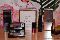 La Beauté de Lâm: Mon blog a 3 ans - Concours #8 : Lancôme