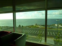 """TAP Lounge"", Madeira Aeroporto, Portugal (Luglio)"