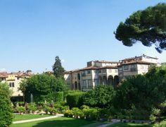 Villa Pfanner, Lucca