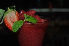 Double Berry Sangria Slushy