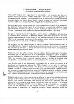 Evo Morales Ayma (@evoespueblo) / Twitter Evo Morales, Twitter