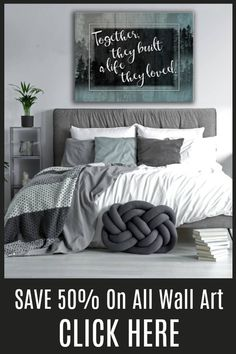 Bedroom wall art: soulmates wall art (wood frame ready to hang) in 2019 Trendy Furniture, Business Furniture, Bedroom Wall, Bedroom Decor, Headboard Decor, Bedroom Ideas, Headboards, Bedroom Inspo, My New Room