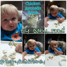 DIY Healthy Homemade Baby Food