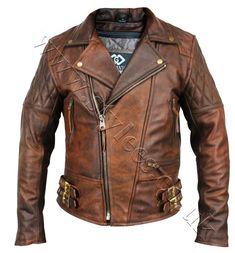 vintage-brown-motorcycle-leather-jacket.jpg 661×711 pikseliä