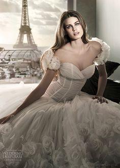 #wedding #dress #bridal #gown