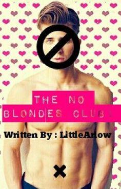 "Read ""The No Blondes Club! - Chapter 3-Strange Dude"" #wattpad #romance"
