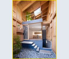 EAVES HOUSE IN TOKUSHIMA,Suppose Design Office