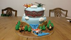Disney  Planes, fire and rescue.