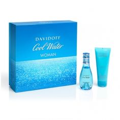 Davidoff Cool Water WomanEdT & Douchegel Giftset 2 st.