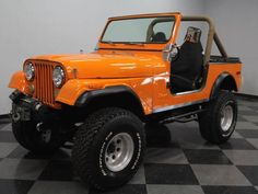 Displaying 1 - 15 of 36 total results for classic Jeep Vehicles for Sale. Cj Jeep, Jeep Cj7, Jeep Truck, Jeep Wranglers, Nissan Trucks, Chevrolet Trucks, Ford Trucks, 2006 Jeep Grand Cherokee, Badass Jeep