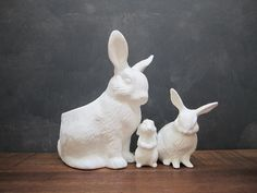 Easter bunny family!