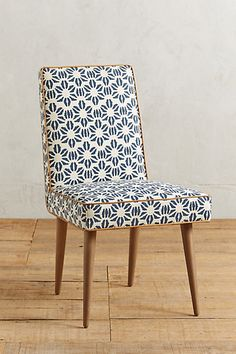 Shellflower Zolna Chair #anthropologie