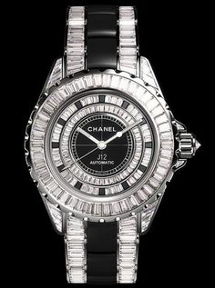 chanel watches for men black white diamonds bezel watches chanel watches for men stunning diamond j12 watch from chanel