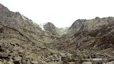 Zoom a la Portilla de Cobos, Casquerazo y Portilla de los Machos desde la Junta de las Cuerdas (Dcha. a Izqda.)