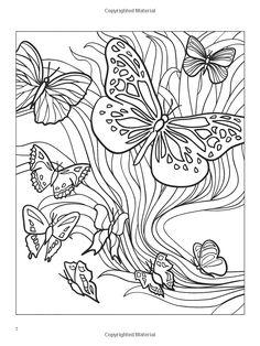 3-D Coloring Book--Butterflies: Jessica Mazurkiewicz