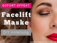Incredible - Powerful firming anti-wrinkle masks made by yourself. Face lift mask made by yourself. The immediate effect of the firming effect is noticeable within the first 10 minutes. For wrinkles and for a radiant healthy skin. Masque Anti Ride, Diy Beauty Mask, Hair Beauty, Anti Ride Naturel, Afro Hair Care, Clear Skin Tips, Diy Hair Mask, Natural Cosmetics, Facial Masks
