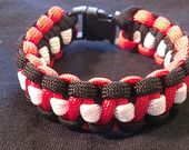 Minnie Mouse - Disney Inspired Paracord Bracelet
