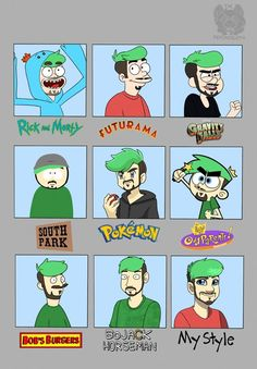 gravity falls and pokemon though Pewdiepie, Markiplier Memes, Amazingphil, Jack And Mark, Jack Septiceye, Jacksepticeye Fan Art, Kevedd, Youtube Gamer, Septiplier