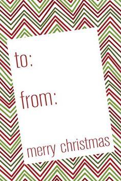 merry christmas label 1