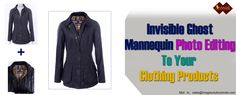 Image Solutions India offer invisible ghost mannequin photo editing, mannequin effects, neck joint services, neck adding services to your clothing products