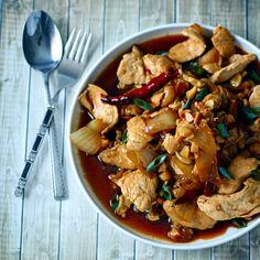 Thai Cashews with Chicken