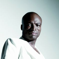 Seal-no one can sing with such heart and passion, and not have a beautiful soul.