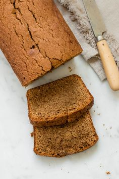 Delicious and addictive tender coffee loaf cake, with strong cappuccino and espresso flavors. Simple to make, and great for coffee break. Bread Recipes, Cake Recipes, Dessert Recipes, Desserts, Coffee Recipes, Cookbook Recipes, Cupcakes, Salty Snacks, Loaf Cake