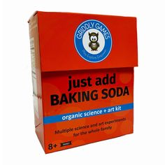 Just Add Baking Soda