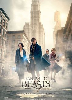 Fantastic Beasts and Where to Find Them: A Darker (and More Hilarious) Look at the World of Harry Potter | Germ Magazine