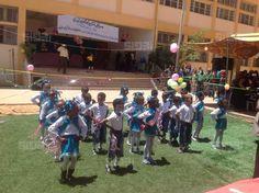 مدارس بوادي الآجال تحتفل بنهاية العام الدراسي