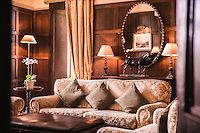 Red Room - Images | Christopher Heaney - Client Area Red Rooms, Lounge, Curtains, Luxury, Home Decor, Airport Lounge, Drawing Rooms, Blinds, Decoration Home