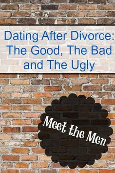 Widowers dating again after divorce