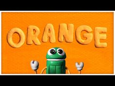 """""""Everybody Loves Oranges,"""" Songs About Colors by StoryBots - YouTube"""
