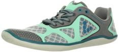 Vivobarefoot Womens One Running ShoeGreyTeal35 EU5 M US * You can get more details by clicking on the image.