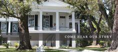 Oakleigh Mansion, Mobile, Alabama - Mobile Historic Preservation Society