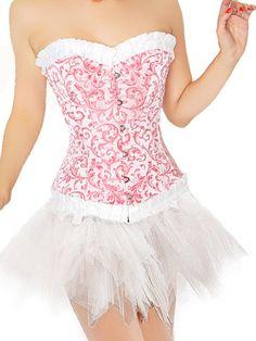 Mit diesem weißen #Tüllrock rundest du dein #Corsagen Outfit ab und tauchst ein in die Welt des #Burlesque. Jetzt nur noch ein paar außergewöhnliche Accessoires und du siehst einfach nur hinreißend aus! https://www.burlesque-dessous.de/burlesque/tuellroecke/petticoats/tuell-rock-weiss