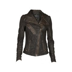 All Saints Meyer Jacket ❤ liked on Polyvore featuring outerwear, jackets, leather jackets, tops, women, elbow patch jacket, genuine leather jacket, allsaints, real leather jacket and 100 leather jacket