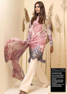 Summer Collection of Pakistani Designer's Pakistani Lawn Suits, Pakistani Designer Suits, Pakistani Dresses Casual, Stylish Dresses For Girls, Girls Dresses, Pakistani Salwar Kameez Designs, Designer Collection, Summer Collection, Fashion Boutique