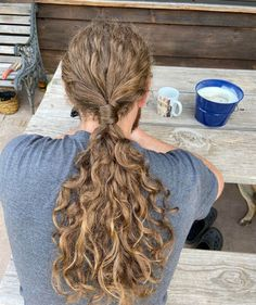 Curly Hair Men, Curly Hair Styles, Man Bun, Guy Pictures, Shoulder Length, Cool Hairstyles, Dreadlocks, Hipster, Peace