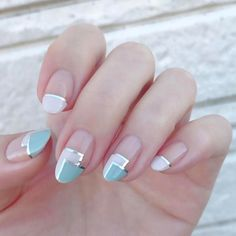 Very Pretty Nail Art Designs for Girls In Summer Here are some very nice nails for your eyes to see! These nails are so beautiful that they make you feel warm and fuzzy inside,… Nail Manicure, Nail Polish, Jolie Nail Art, Korean Nail Art, Nagel Hacks, Nail Art Brushes, Luxury Nails, Simple Nail Art Designs, Pretty Nail Art