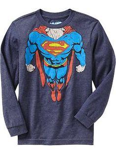 Boys DC Comics™ Superman Tees