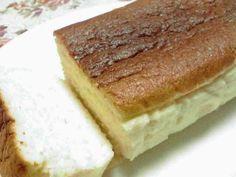 ベビーチーズで簡単スフレチーズケーキ♪の画像