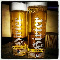 simply drink twice. Beer, Mugs, Drinks, Tableware, Root Beer, Drinking, Ale, Beverages, Dinnerware