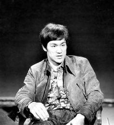 Bruce Lee on the Pierre Berton  Show.