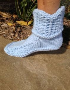 Are you sick of me yet? I keep playing around with my Better Dorm Boot  pattern to see what all I can do with it. I decided to make a...