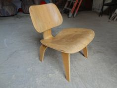 Eames LCW Lounge Chair Herman Miller in Middle Village, Queens ~ Apartment Therapy Classifieds