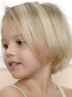 Kids short hairstyles