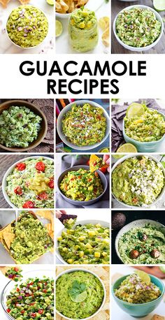 If you haven't jumped on the guacamole train yet, these guac recipes are full of healthy fats and delicious flavors that are sure to get you hooked. Guacamole is kid-friendly, a perfect meal-prep snack, and the ideal dish for a party.